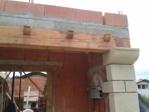 Etxea eraikitzen | Construyendo la casa